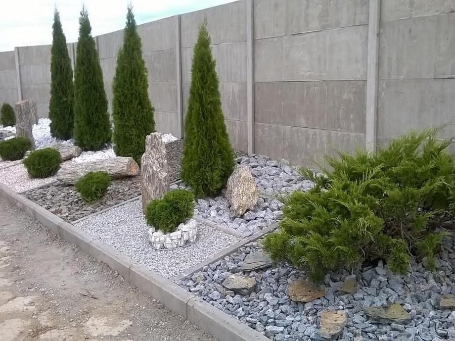 Kamień Ogrodowy Kruszywa Do Ogrodu Mardar Miękinia